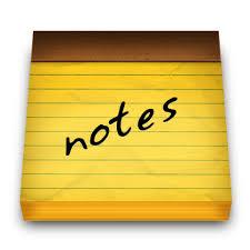 Resultat d'imatges de llistes notes