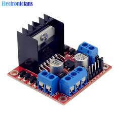 <b>5Pcs</b>/Lot <b>Dual Channel</b> H Bridge Motor Driver Board <b>L298N</b> DC ...