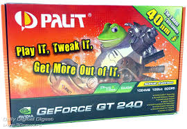 <b>Видеокарта Palit GeForce GT</b> 240 Sonic / Видеокарты