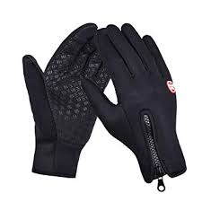 unisex all fingered touch screen gloves winter warm anti slip driving cycling tactical fleece lining