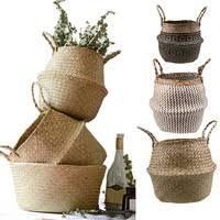 Woven <b>Storage Baskets</b>