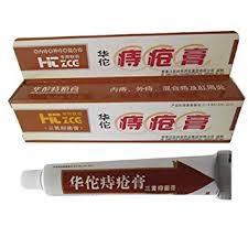2pcs/ Lot Chinese Herbal Musk Hemorrhoids ... - Amazon.com