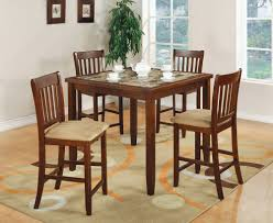 pc counter height dining set