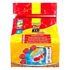 <b>Корм</b> для прудовых рыб <b>Tetra Pond Koi</b> Sticks 4L — купить в ...