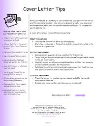 gallery of cover letter tips unique cover letters examples