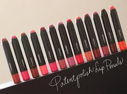 The <b>MAC</b> Patentpolish Lip Pencils Are Going Permanent - Makeup ...