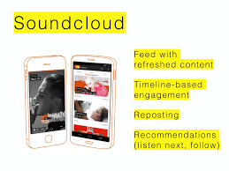 music for the snapchat generation conceptualizing music stories one key strength of soundcloud is that every time you open the app or web client there s new content for you either from the artists you follow
