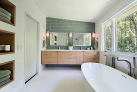 mid century bathroom design inspiring fine mid century modern bathroom lighting home design decor bathroom mid century