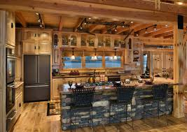 rustic kitchen island: rustic kitchen island ideas to get ideas how to redecorate your kitchen with extraordinary layout