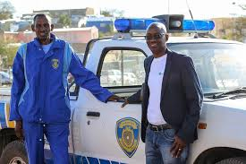 <b>Windhoek City Police</b> Service