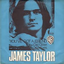 45cat - James Taylor - You've Got A Friend / You Can Close Your Eyes - Warner Bros. - james-taylor-youve-got-a-friend-warner-bros-5