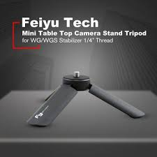 <b>FeiyuTech Mini Table</b> Top Camera Stand Tripod for WG/WGS ...