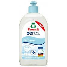 Бальзам для мытья посуды Frosch Zero Sensitiv 500 ... - ROZETKA