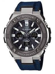Купить <b>Часы</b> наручные <b>CASIO GST</b>-<b>W330AC</b>-<b>2A мужские</b> по цене ...