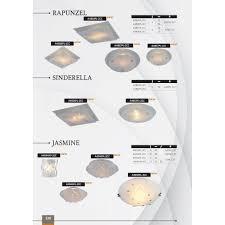 <b>Светильник</b> настенно-потолочный <b>Arte Lamp</b> SINDERELLA ...
