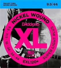 Купить <b>СТРУНЫ D'ADDARIO EXL120</b>+(XL120+) с бесплатной ...