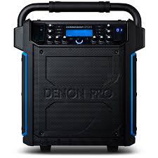 <b>Комплект профессиональной акустики Denon</b> Commander Sport