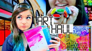 <b>ART SUPPLIES</b> HAUL #2! | Blick, <b>Copic</b>, & More! - YouTube