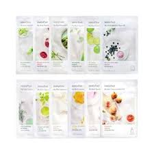 <b>innisfree My Real Squeeze</b> Mask EX - 14 Types | YesStyle