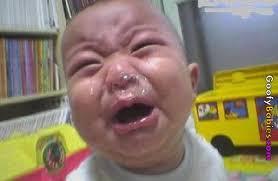 Crying baby | Goofy Babies via Relatably.com