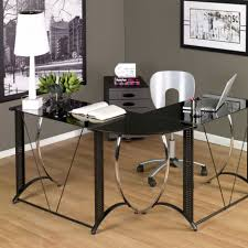 gallery contemporary glass office desk cool black contemporary stylish computer desk amazing home office desktop computer