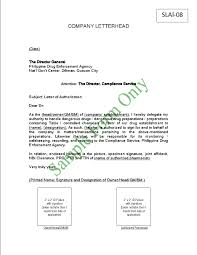 pharmacy pdea forms for s license application s license authorization letter sample
