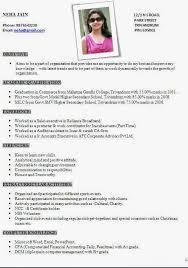 cv format sample in word sales resume india word formatted resume