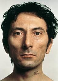 Giovanni Anselmo, Kunstmuseum Winterthur, sino al 14 aprile 2013. Il tempo delle retrospettive dice che, tra i poveristi, Anselmo si caratterizza anche per ... - Anselmo-Lato-destro-1970