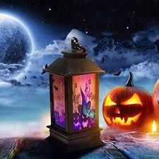 Buy DZT1968 <b>Halloween Led Decorative</b> Lantern, Glowing Night ...