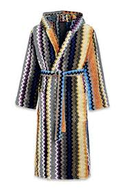 MissoniHome: <b>банные халаты</b> для мужчин и женщин   MissoniHome
