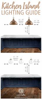 kitchen island lighting guide how many lights how big how high how aqua shard subdued lighting