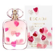 <b>ESCADA Celebrate N.O.W</b> - Cosmetics & Fragrances