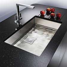 undermount kitchen sink stainless steel: image of nice stainless steel undermount kitchen sink