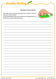 Creative Writing Worksheets For  rd Grade   creative writing     Writing about Your Favorite Instrument