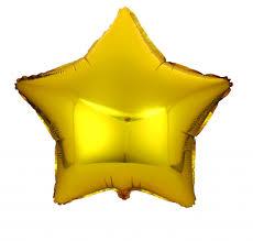 <b>Action</b>! <b>Шар</b> фольгированный Звезда цвет золотистый - купить в ...