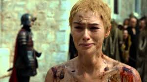 Image result for cersei's walk of atonement