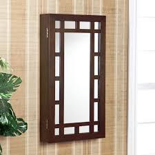 wall mirror jewelry armoire amazoncom antique jewelry armoire
