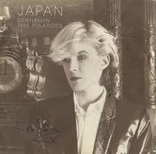 "<b>Japan</b>, <b>Gentlemen Take</b> Polaroids - Autographed UK 7"" vinyl single ..."
