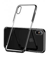 Купить <b>чехол Baseus для</b> iPhone XS, Glitter Case, Black в ...