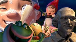 You Wanted Me to Watch <b>Gnomeo</b> & Juliet, So I Did. - YouTube