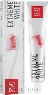 "SPLAT Special - <b>Зубная паста</b> ""EXTREME <b>WHITE</b>"": купить по ..."