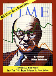milton friedman ph d academy of achievement 1969 time magazine cover milton friedman friedman was active in public affairs serving as an informal economic advisor to senator barry goldwater in