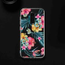 A <b>TPU Hollow Flower Painting</b> Phone Case for Xiaomi Pocophone ...