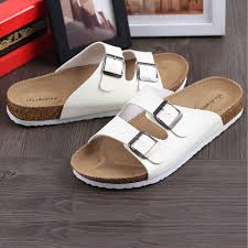 Best Offers for casual <b>sandals fashion</b> cork <b>slippers</b> ideas and get ...