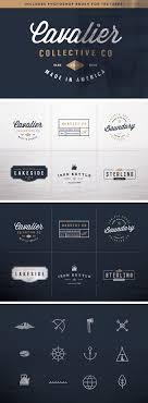 17 best ideas about logo creation logo logo 6 vintage logo kit templates by pixelbuddha