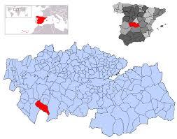 Resultado de imagen de Espinoso del Rey mapa