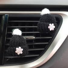 China <b>Car Air Freshener Vent</b> Perfume Clip Cute Christmas Hat ...