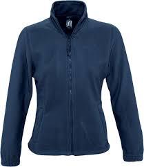 <b>Куртка женская North Women</b>, темно-синяя, фирмы «Sols ...