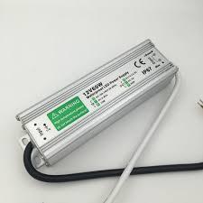 AC 110V 120V 220V 240V To DC <b>12V LED Power Supply</b> 60W 80W ...