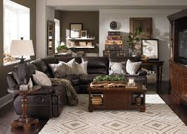 Dillon Motion Sectional By Bassett Furniture Traditional